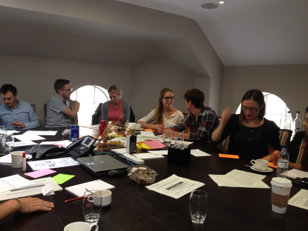 cabinet office, social investment and finance team workshop - the